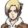 personnage anime - LEONHART Annie