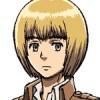 personnage anime - ARLELT Armin