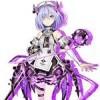 personnage jeux video - NINOMIYA Shiina