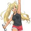 Personnage manga - SAKURA Hibiki