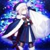 personnage jeux video - Artoria Pendragon - Santa Alter - Rider