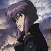 personnage anime - KUSANAGI Motoko
