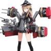 personnage jeux video - Prinz Eugen