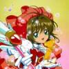 personnage anime - KINOMOTO Sakura