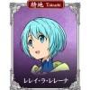 personnage anime - LALENA La Lelei