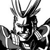 personnage manga - All Might