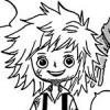 personnage manga - Koala