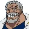personnage anime - Monkey D. Garp