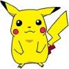personnage anime - Pikachu