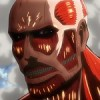 personnage anime - Titan colossal