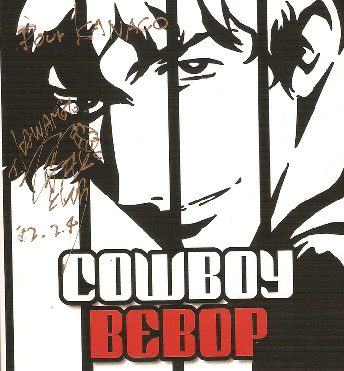 Dédicace Toshihiro Kawamoto à Paris Manga (Fév 2012)