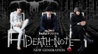 drama manga - Death Note - NEW GENERATION