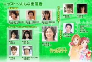 drama manga - Cat Street