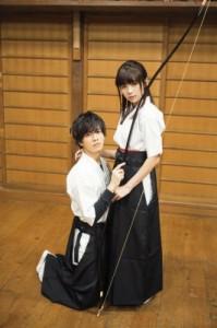 drama manga - Ichirei Shite, Kiss - Film