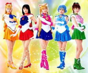 drama manga - Bishoujo Senshi Sailor Moon