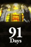 manga animé - 91 Days