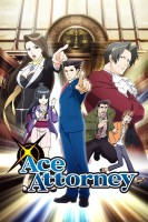 anime manga - Ace Attorney