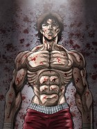 manga animé - New Grappler Baki - S2
