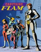 Dvd - Capitaine Flam