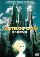 Films anime - Metropolis