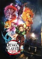anime - Demon Slayer - Film - Le train de l'infini