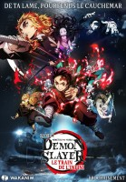 anime - Demon Slayer - Le train de l'infini