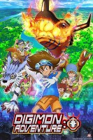 Mangas - Digimon Adventure :