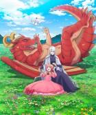 manga animé - Jeune dragon recherche appartement ou donjon