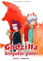 manga animé - Godzilla - Singular Point