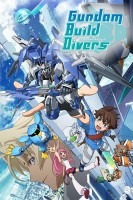 anime - Gundam Build Divers