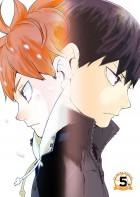 manga animé - Haikyu!! - Saison 4