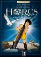 manga animé - Horus, Prince du soleil