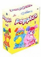 dessins animés mangas - Popples (les) - 1986