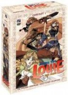 Mangas - Louie The Rune Soldier