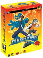 anime manga - Megaman NT Warrior