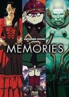 dessins animés mangas - Memories