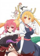 dessins animés mangas - Miss Kobayashi's Dragon Maid - Saison 2