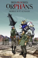 anime - Mobile Suit Gundam : Iron Blooded Orphans