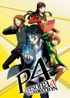 anime manga - Persona 4 The Animation