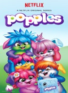 anime manga - Popples (les) - 2015