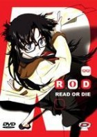dessins animés mangas - Read Or Die - ROD - OAV