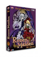 Dvd - anime - Rozen Maiden