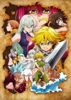 Seven Deadly Sins S3 - Wrath of the Gods