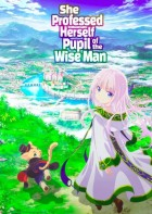 vidéo manga - She Professed Herself Pupil of the Wise Man