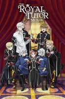 The royal tutor - Film