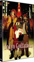 anime manga - Tokyo Godfathers