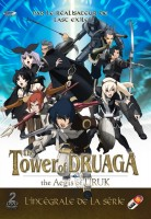 dessins animés mangas - The Tower Of Druaga