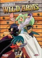 dessins animés mangas - Wild Arms