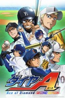 dessins animés mangas - Ace of Diamond second season