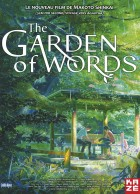 manga animé - The Garden of words